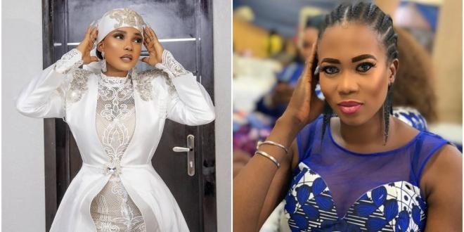 'You had no kobo na package we dey package' Iyabo Ojo's ex PA says as they drag each other on Instagram
