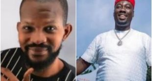 Actor, Uche Maduagwu Mocks Obi Cubana, Exposes A Major Flaw About His Mother's Burial