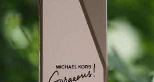Michael Kors Gorgeous! Fragrance | British Beauty Blogger