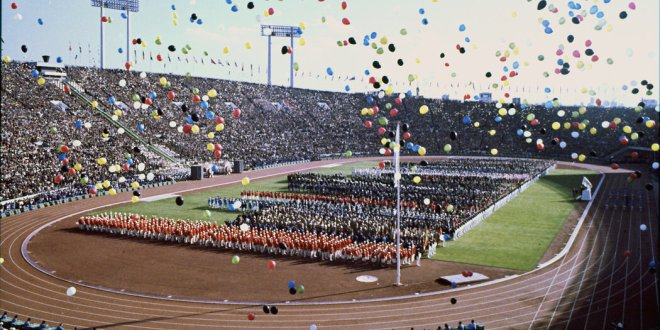 The 1964 Games Proclaimed a New Japan. There's Less to Cheer This Time.