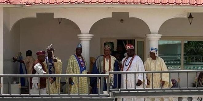 Yoruba monarchs in Benin to write President Talon over Sunday Igboho