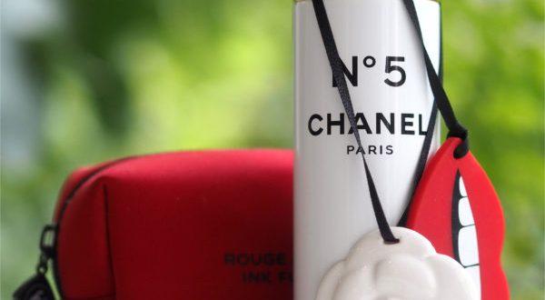 CHANEL No.5 Deodorant   British Beauty Blogger