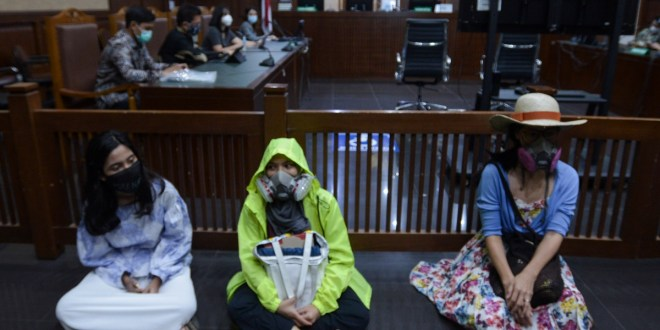Indonesians hail 'unexpected win' in landmark pollution case