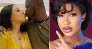 Leaked Chat Of Tonto Dikeh With Ex-lover Kpokpogri Hits Social Media