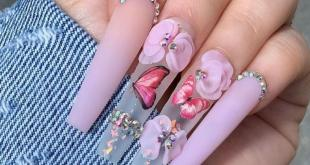 The exciting world of modern nail polish, art and designs