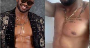 'This Is Unacceptable' – Nigerians React To Nude Photo Of BBNaija's Cross