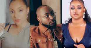 Davido: Focus On Your Poor Child – Gifty Powers Attacks Etinosa