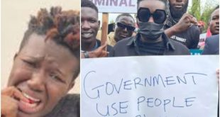 #EndSARS Memorial: 'Government Used People To Play Squid Game' – Real Warri Pikin