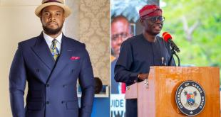 Kunle Remi tells Governor Sanwo-Olu to respond to assaulted taxi driver during #EndSars memorial protest