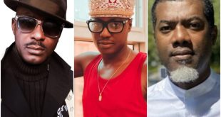 Late Sound Sultan's Brother, Baba Dee Slams Reno Omokri Over Statement On Singer's Health