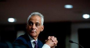 Rahm Emanuel, Seeking Senate Nod, Is Pressed Over 2014 Police Shooting