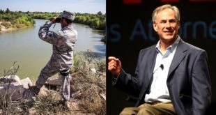 Texas Governor Abbott Using The National Guard To Arrest Illegal Immigrants On Southern Border