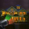 Led laser novoletne lučke
