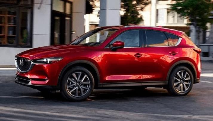 2019 Mazda CX-5 Turbo Redesign, Price, Release date