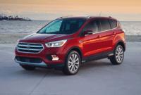 2020 Ford Escape Rumors, Release Date, Price