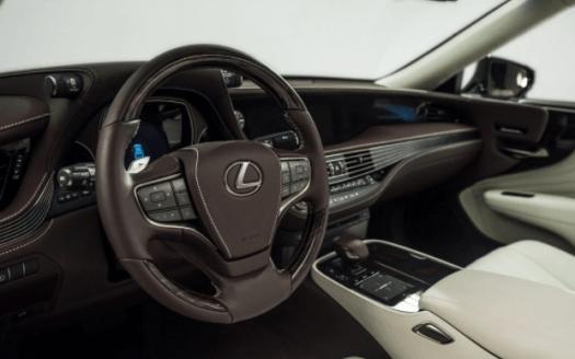 2019 Lexus LS 500 F Redesign, Price, Release date, Concept
