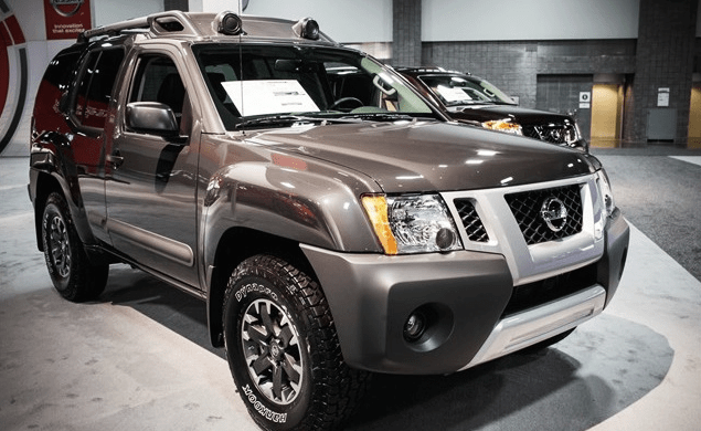 2019 Nissan Xterra PRO-4X, Redesign, Price, Release Date