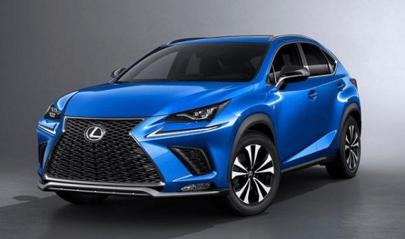 2019 Lexus NX Design, Specs, Release date, Price