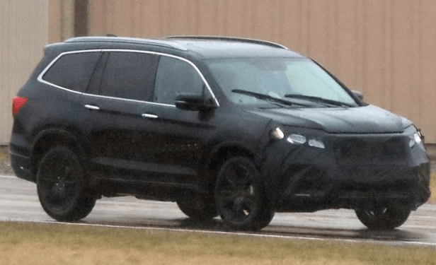 2019 Honda Pilot Styling, Arrival and Price