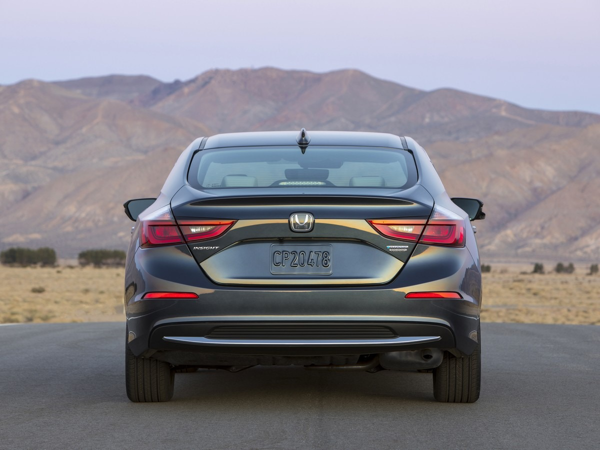 2019 Honda Insight Concept