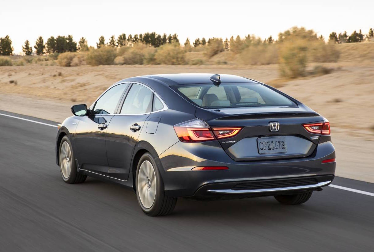 2019 Honda Insight Pictures