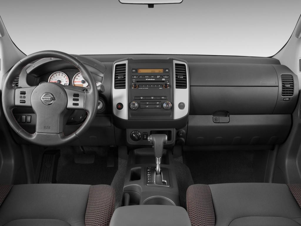 2019 Nissan Xterra PRO 4X Specs