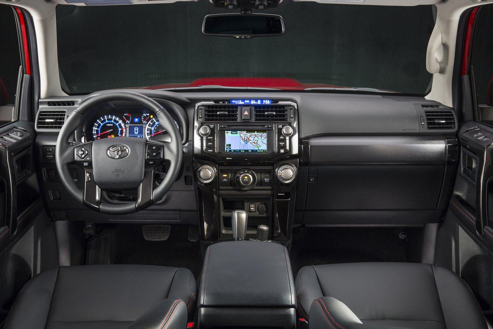 2019 Toyota 4Runner TRD Pro Spy Shots