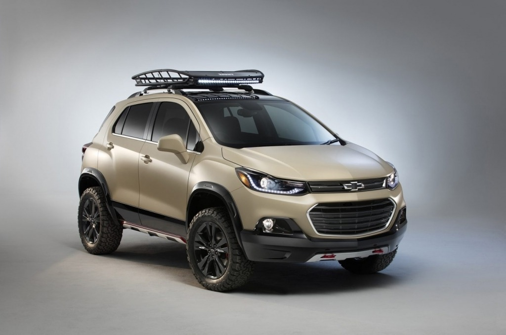2019 Chevy Trax Pictures