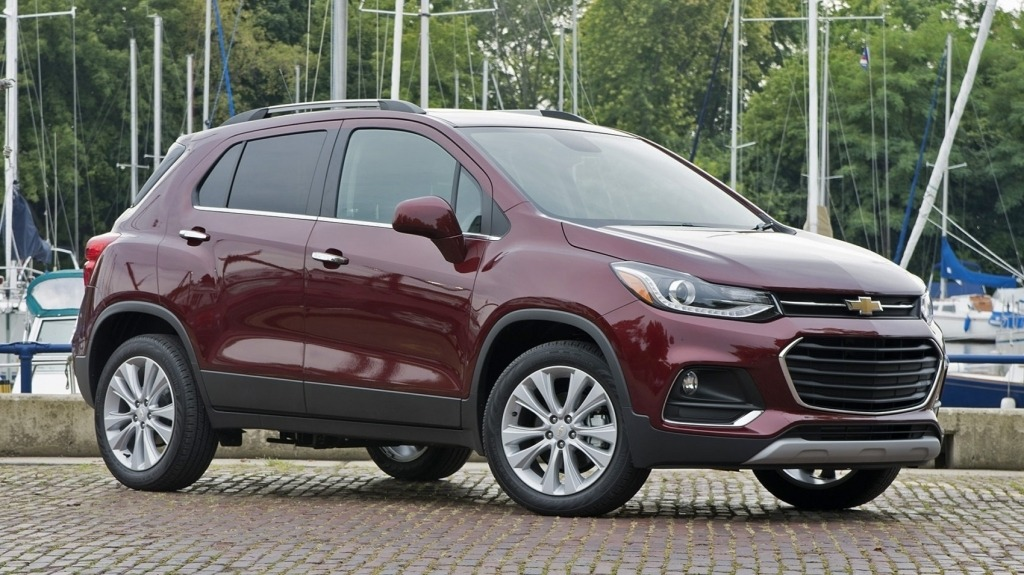 2019 Chevy Trax Redesign