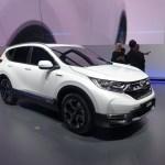 2019 Honda CR V Interior