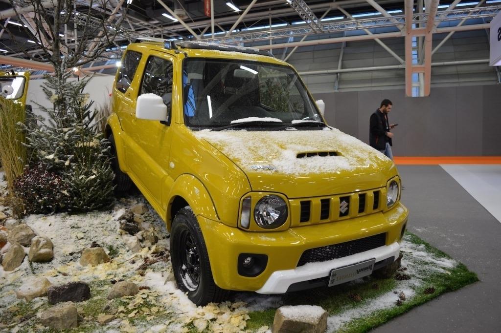 2019 Suzuki Jimny Concept
