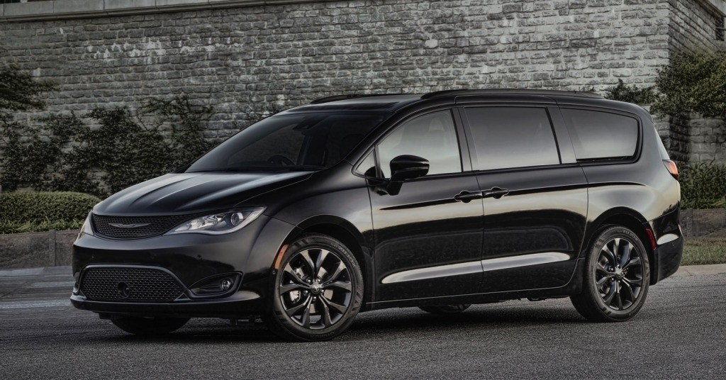 2019 Chrysler Pacifica Redesign