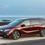 2020 Honda Odyssey Images