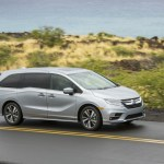 2020 Honda Odyssey Price