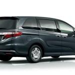2020 Honda Odyssey Spy Shots