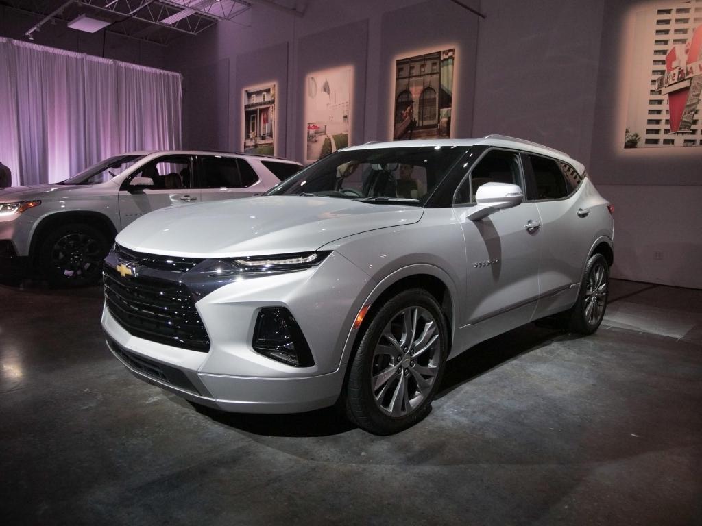 2019 Chevrolet Trailblazer Price