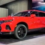 2019 Chevrolet Trailblazer Wallpapers