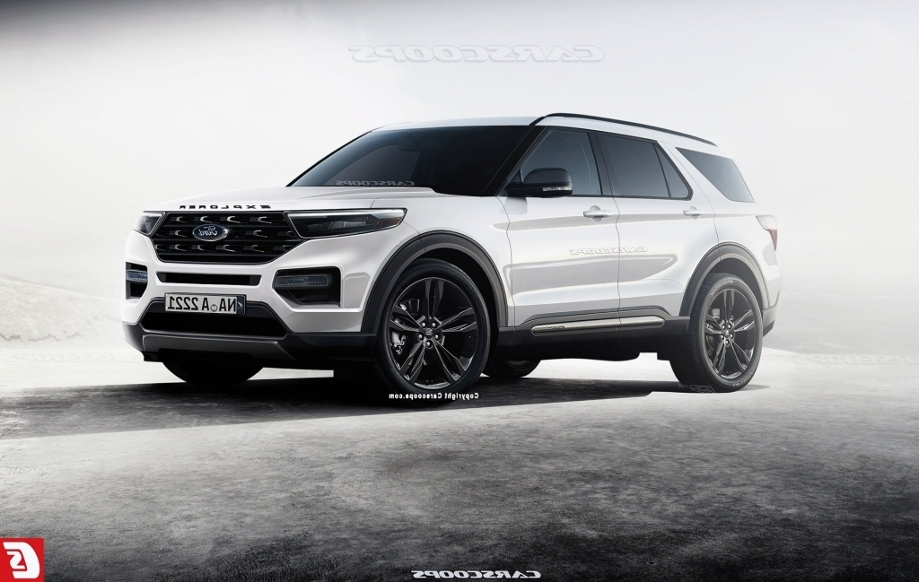 2020 Ford Explorer Redesign