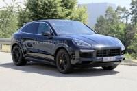 2020 Porsche Cayenne Spy Shots
