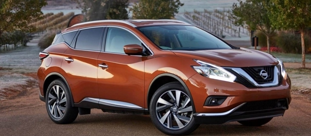 2020 Nissan Murano Pictures