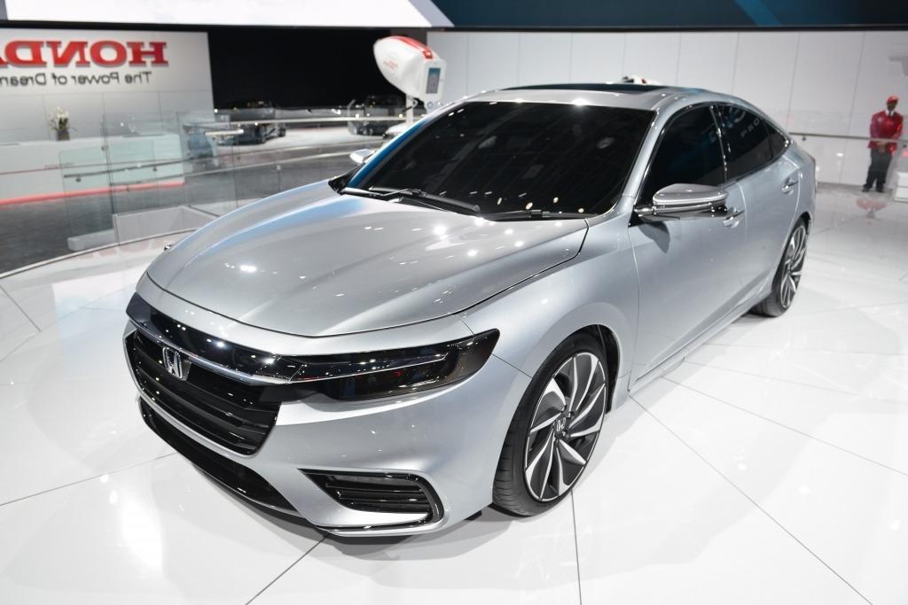 2020 Honda Insight Powertrain