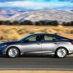 2020 Honda Insight Redesign