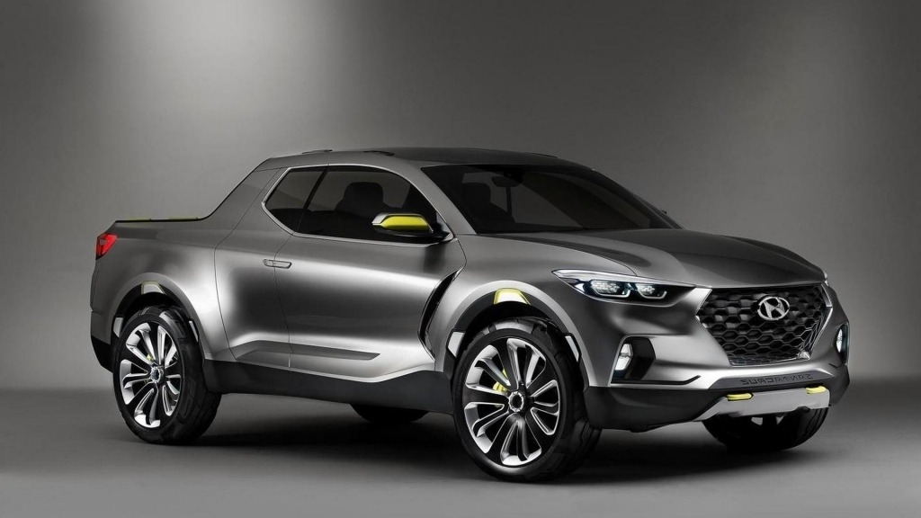 2020 Hyundai Santa Cruz Powertrain