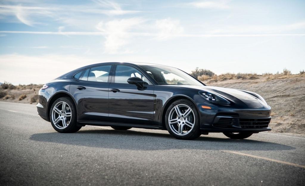 2020 Porsche Panamera Exterior