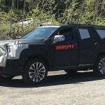 2021 GMC Yukon Denali, Redesign, Spy photos, and Release date