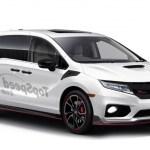 2021 Honda Odyssey Redesign