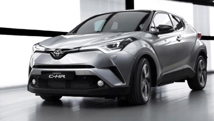 2020 Toyota C HR Pictures