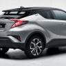 2020 Toyota C HR Redesign