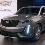 2021 Cadillac XT6 Pictures Show
