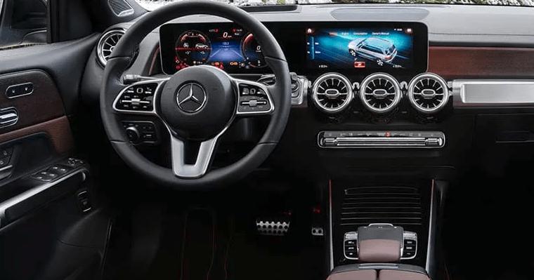 2021 Mercedes Benz GLB Interior